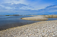 mouth of the River Spey, Spey Bay, Scotland, Great Britain