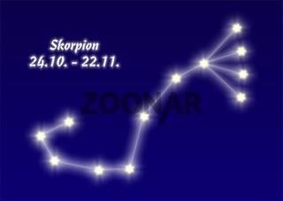 Scorpio, Skorpion