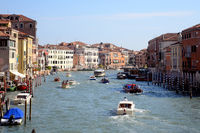The Look at Canal Grande, Venice
