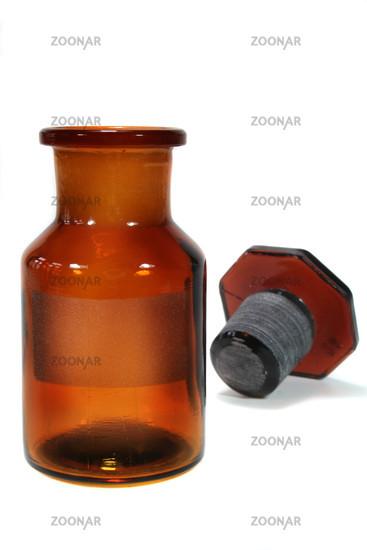 Pharmacy bottle
