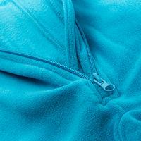 Close up zipper fleece