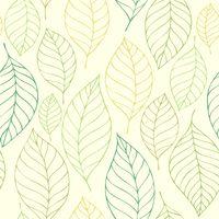Leafy seamless background 7