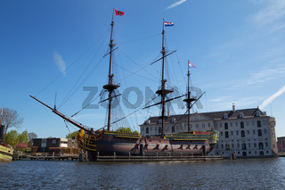 Schifffahrtsmuseum, Amsterdam