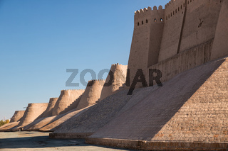 Khiva Fortress Wall