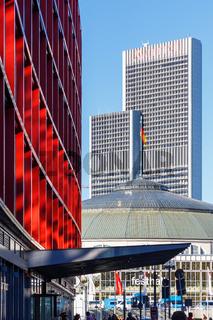 Frankfurt am Main, Messe.