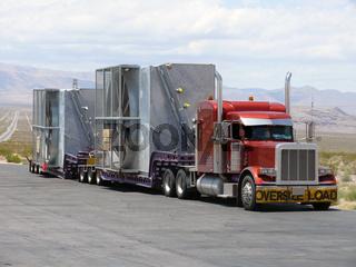 Schwertransport - Wide Load