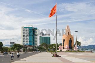 Uferpromenade - Nha Trang, Vietnam