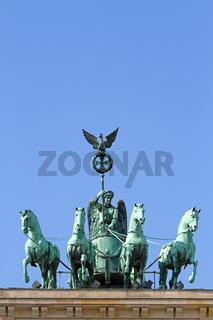Brandenburger Tor 002. Berlin