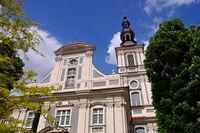 Breslau St.-Klara-Kirche - Breslau St.-Klara-Church