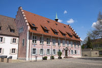 The town hall in the old town of Breisach