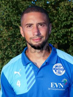 Mounir Chaftar FSV Wacker 90 Nordhausen NOFV-Regionalliga Nordost, Saison 2016/17