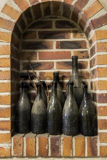 Old Bottles Champagne
