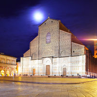 San Petronio church in Bologna