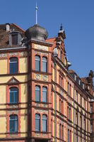 Hanover - Historicist buildings in the old town, Germany