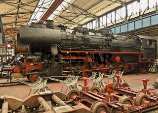 Dampflokwerk Meinigen