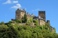Castle Schoenburg Oberwesel