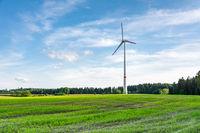 Alternative Energy with wind power
