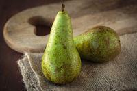 Fresh pear fruit