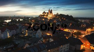 Stephansmünster bei Nacht, Breisach am Rhein
