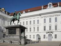 Wien - Josefsplatz
