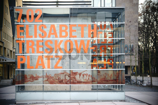 Elisabeth-Treskow-Platz Köln
