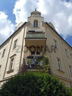 ein Altbau / a old building