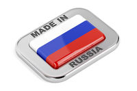 Made in Russia badge