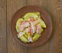 Danish Apple Pork