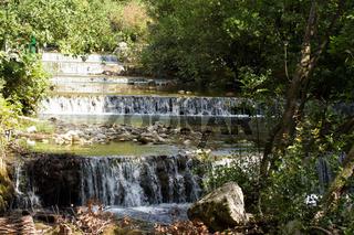 Wasserfall in Ljuta. Kroatien