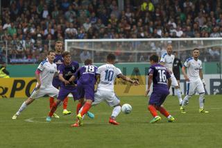 DFB-Pokal Lotte - Bremen 2016