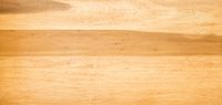 Wooden table top in light timber