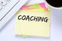 Coaching Beratung Schulung Personal Workshop Training Bildung Karriere Business Schreibtisch