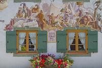 Volkskunst in Mittenwald