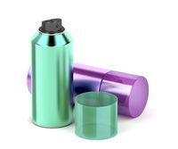 Aerosol spray cans