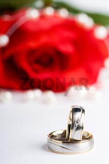 Hochzeitsringe, Eheringe