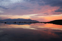 Sonnenuntergang Irland