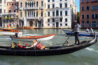 The Live on the Canal Grande, Venice