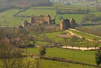 Berze-le-Chatel Chateau - Chateau Berze-le-Chatel in France