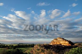 Ubirr landscape