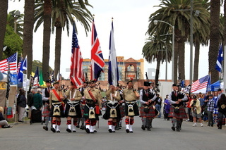 Seaside Highland Games