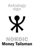Astrology: Nordic TALISMAN