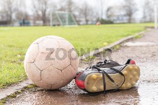 Symbolbild Fussball
