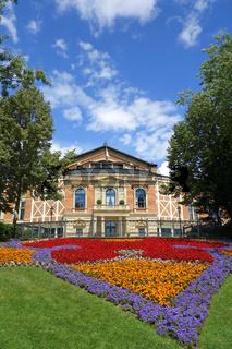 Richard Wagner-Festspielhaus in Bayreuth