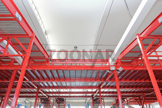 Elevated Shipping Conveyor