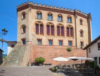 Falletti di Barolo Castle, Barolo, Piedmont, Italy