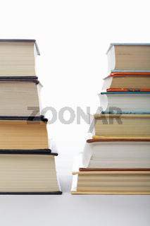 Serious books against fiction