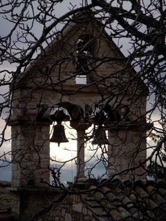 Glockenturm in Assisi