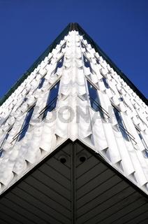 Gebäudefassade City Nord