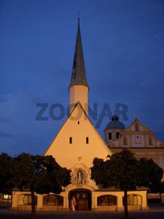 Gnadenkapelle in Altötting