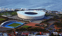 Cape Town Stadium, South Africa